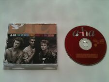 A-ha-the Blood that Moves the Body [1992] - MAXI CD © 1992 (Gun mixages)
