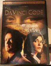 The Da Vinci Code Dvd - 2006 - Tom Hanks