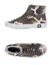 Designer D.A.T.E. high tops shoes female size 9.5US,40EUR Giraffe animal print