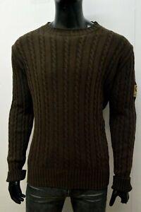 Maglione Uomo Murphy & Nye Taglia XL Pullover Cotone Caldo Felpa Men's Sweater