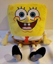 "Spongebob Squarepants Build A Bear Large Plush 16"" Stuffed- Nickelodeon"