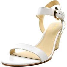 Sandalias y chanclas de mujer Nine West de tacón alto (más que 7,5 cm) de color principal blanco