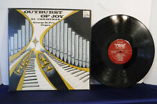 George H. Pro, Outburst Of Joy At Christmas, Audio House Records AHS 13571,Organ