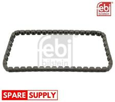 TIMING CHAIN FOR AUDI SEAT SKODA FEBI BILSTEIN 45955