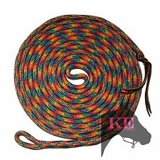 Pair of Driving reins, Long Reins, 10mm X 22' AUSTRLIAN MADE- KAROSEL Equestrian