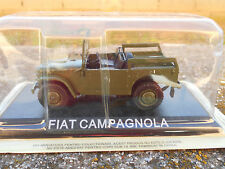 FIAT CAMPAGNOLA  - Die cast 1/43 EUROPA DELL'EST
