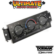 Manual Temperature Climate Heater AC Control for 2000 Chevy Tahoe (4.8L or 5.3L)