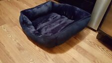 New listing Beatrice Home & Pet Suede Cuddler Dog Bed, New