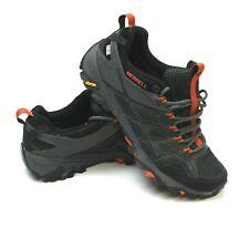 Merrell Men's Select Dry Vibram Sole Trail Shoes J77471 Gray/Black - Size 10