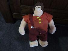 WRECK IT RALPH....Ralph....nice soft toy of wreck it Ralph.......original