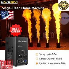 One Head Fire machine Flame Projector Stage Effect High Quality Flame Thrower