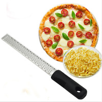 Silver Stainless Lemon Cheese Vegetable Zester Grater Peeler Use Kitchen #FX