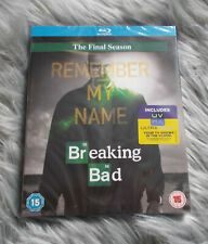 Blu-Ray - Breaking Bad - Remember My Name - The Final Series - New - R2