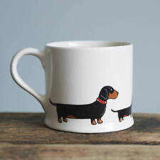 Sweet William DACHSHUND Mug | Great Gift for Sausage Dog Lovers | FREE P&P
