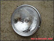 HONDA C50 C65 C70 C90 CUB HEADLIGHT LIGHT LAMP 6V.   //  High Quality