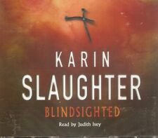 Karin Slaughter - Blindsighted (5xCD A/Book 2007) Grant County #1 **NEW/SEALED**