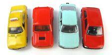 MAJORETTE Serie 200 lot 255 RENAULT R5 Turbo 270 CLIO 222 R25 266 R18 1/60 63 64