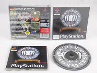 PS1 PlayStation 1 Masters Of Monsters Disciples Of Gaia Complete PAL