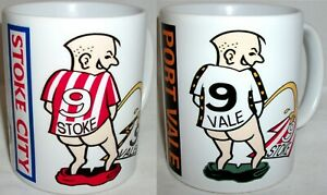 Funny Wee On Stoke Tea Coffee Mug Port Vale Football Fan Shirt Rivalry Gift