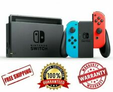 *NEW* Nintendo Switch 32Gb Neon Joy-Con Console (2019)   Currently IN STOCK