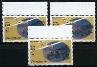 Somalia MiNr. 995-97 postfrisch MNH Segelflugzeuge (FZ926