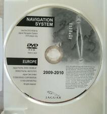 DVD Navigation JAGUAR 2010  FRANCE ESPANA GREAT BRITAIN  XF X250 XK MY TYPE X150