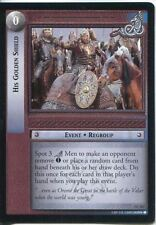 Lord Of The Rings CCG Card RotK 7.C237 His Golden Shield
