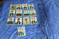 figurina - CALCIATORI MIRA 1968/69 REC  - LOTTO INTER