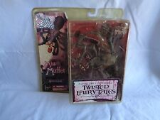 MCFARLANE'S MONSTERS TWISTED FAIRY TALES MISS MUFFET DAMAGED PACKAGE 2005 NEW