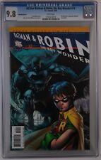 All Star Batman & Robin, the Boy Wonder #10 (Recalled) CGC 9.8