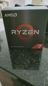AMD Ryzen 7 5800X Processore per PC (4,7GHz, 8 Core, Socket AM4) nuovo!!