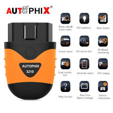 Bluetooth Professional OBD2 Code Reader Diagnostic Scan Tool For Android and IOS