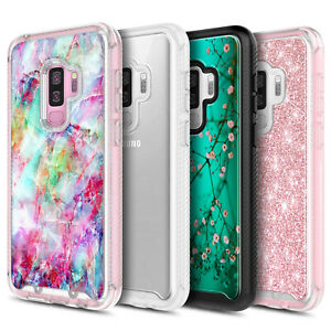 For Samsung Galaxy S9 / S9 Plus Case Full Body Protection Bumper Phone Cover