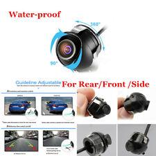 12V 360 Degree Car Rear/Front View Camera Reversing Backup Camera Night Vision