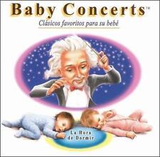 FREE US SHIP. on ANY 2 CDs! NEW CD : Baby Concerts - Concierto La Hora De Dormir