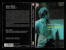 "James Elliott : Adieu Eddie ! "" Thriller "" Editions J'ai Lu """