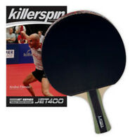 Killerspin Jet 400 Racket Table Tennis Racket 110-04 NEW