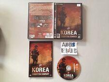 Korea : Forgotten Conflict Action/stratégie PC FRancais VF