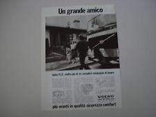 advertising Pubblicità 1979 VOLVO F12 F 12