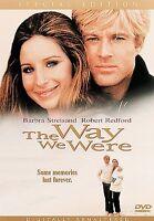 The Way We Were (DVD,1999,25th Ann.Sp.Ed.) Robert Redford,Barbara Streisand