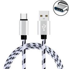 CABLE USB TIPO C CARGADOR UNIVERSAL HONOR HUAWEI PLUS NOTE FORTALECE 25CM 1M 2M