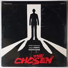 THE CHOSEN: Ennio Morricone Soundtrack Horror VINYL LP Cerberus SEALED OST