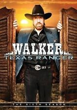 Walker Texas Ranger Sixth Season 0097368929944 With Judson Mills DVD Region 1