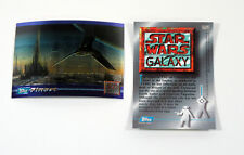 1994 Topps Finest Star Wars Galaxy Series 1 Promo Card (SWGM2) Nm/Mt