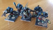Warhammer 40k Ogre Kingdom Leadbelcher Gutbusters Miniatures Lot Of 5 PRO Paint