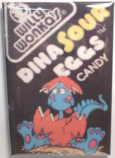"Dinasour Eggs Vintage Candy Box 2"" x 3"" Refrigerator or Locker MAGNET Dinosaur"