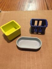 PLAYMOBIL Bucket Accessories Grocery Stores Container