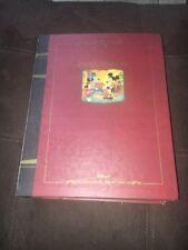 DISNEY Storybook Ornament Collection: MICKEY'S CHRISTMAS CAROL, 5pc Set