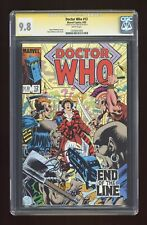 Doctor Who (Marvel) #12 1985 CGC 9.8 SS 1235641005