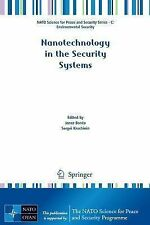 Nanotechnology in the Security Systems (2014, Paperback)
